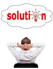 הפתרון – הגדרת מילות מפתח שליליות