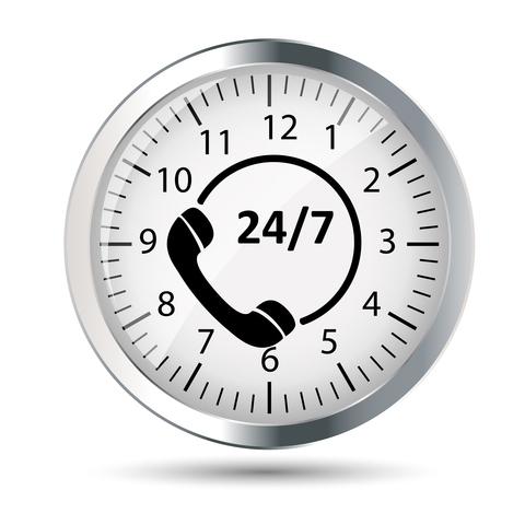 לקוחות שמצפים מכם להיות זמינים עבורם 24 שעות ביממה 7 ימים בשבוע